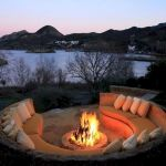 60 Amazing DIY Outdoor And Backyard Fire Pit Ideas On A Budget (25)