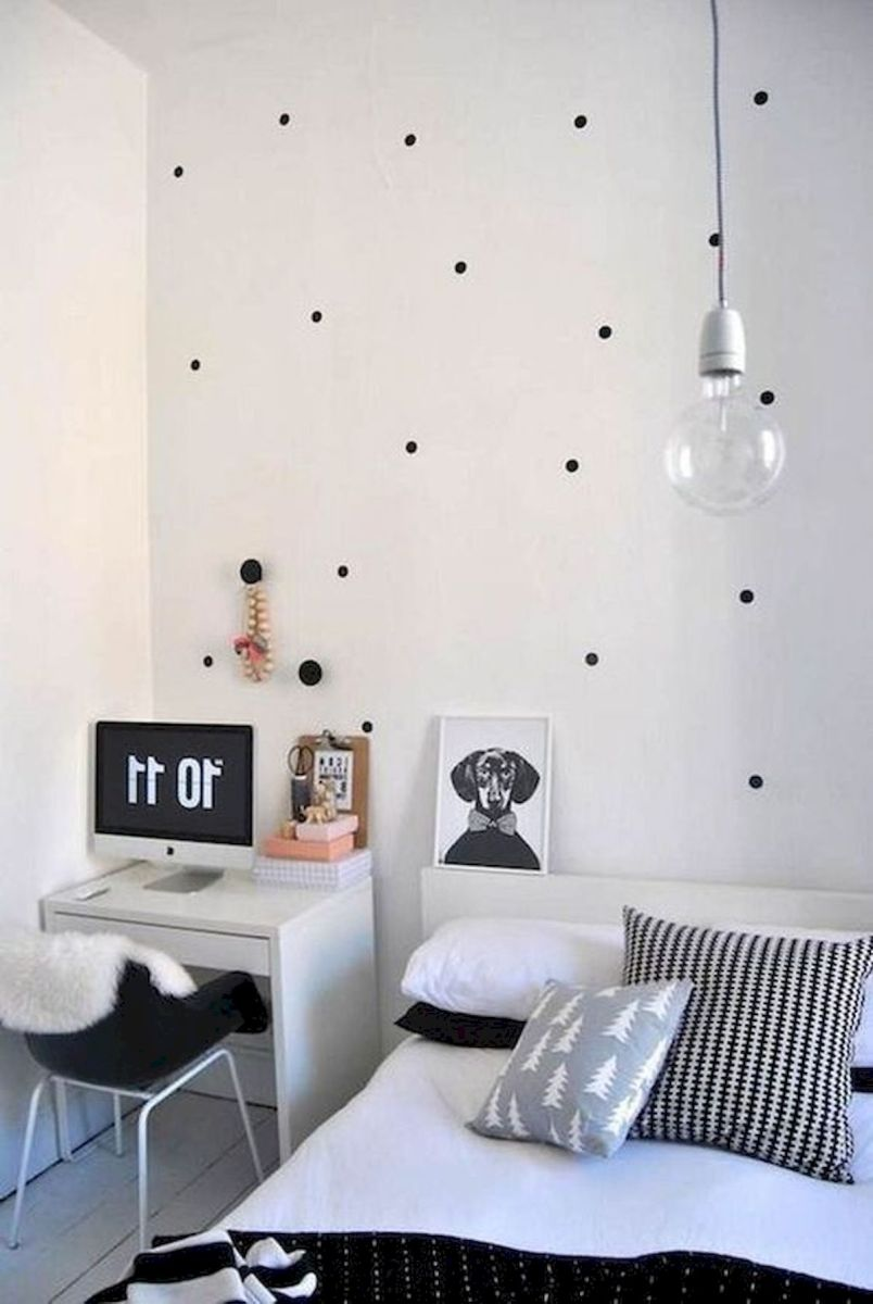 60 Cute DIY Bedroom Design and Decor Ideas for Kids (12)