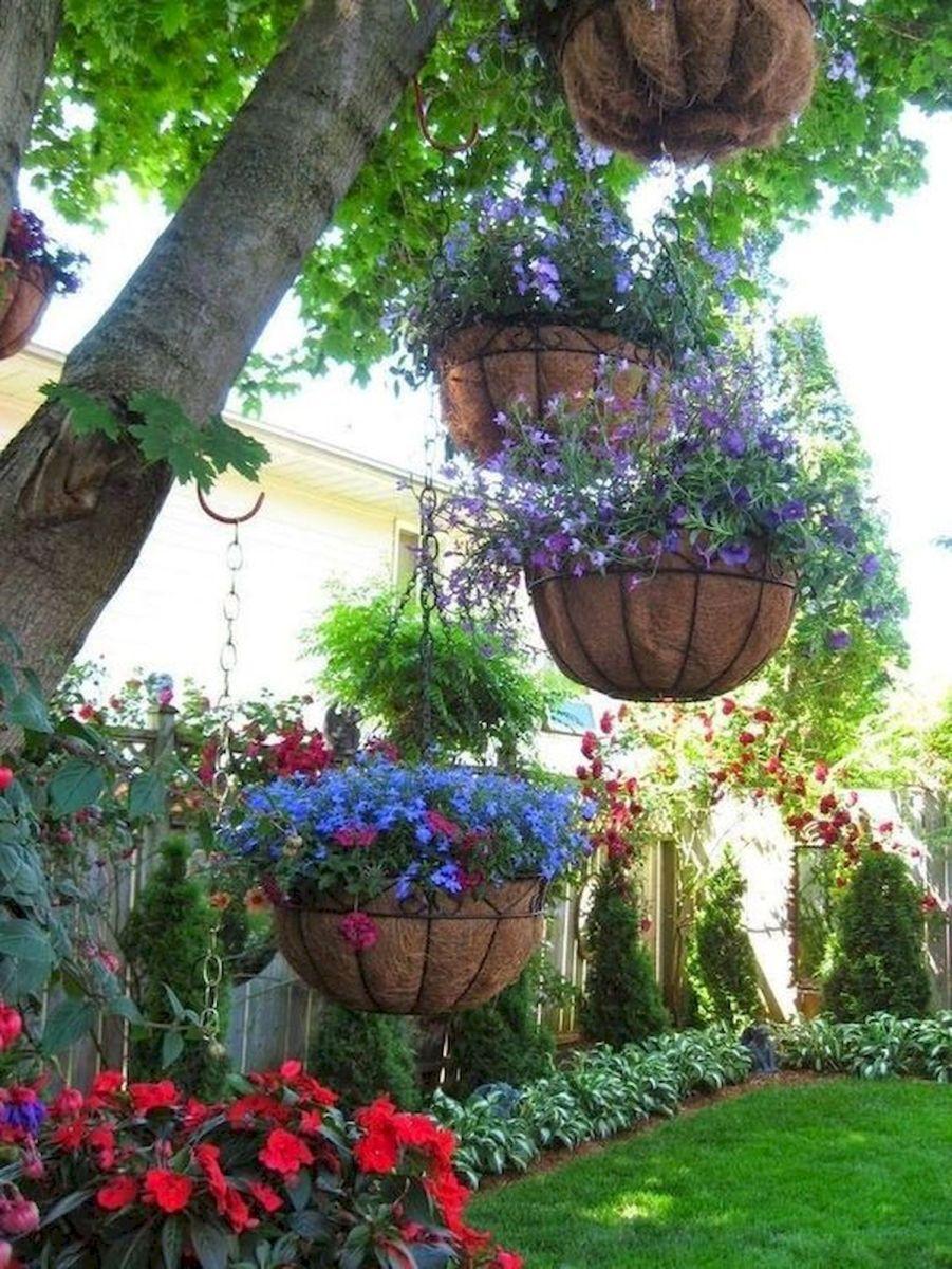 50 Awesome DIY Hanging Plants Ideas For Modern Backyard Garden (1)