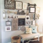 55 Inspiring DIY Farmhouse Decor Ideas On A Budget (35)