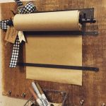 40 Easy DIY Mounted Craft Paper Roll (33)