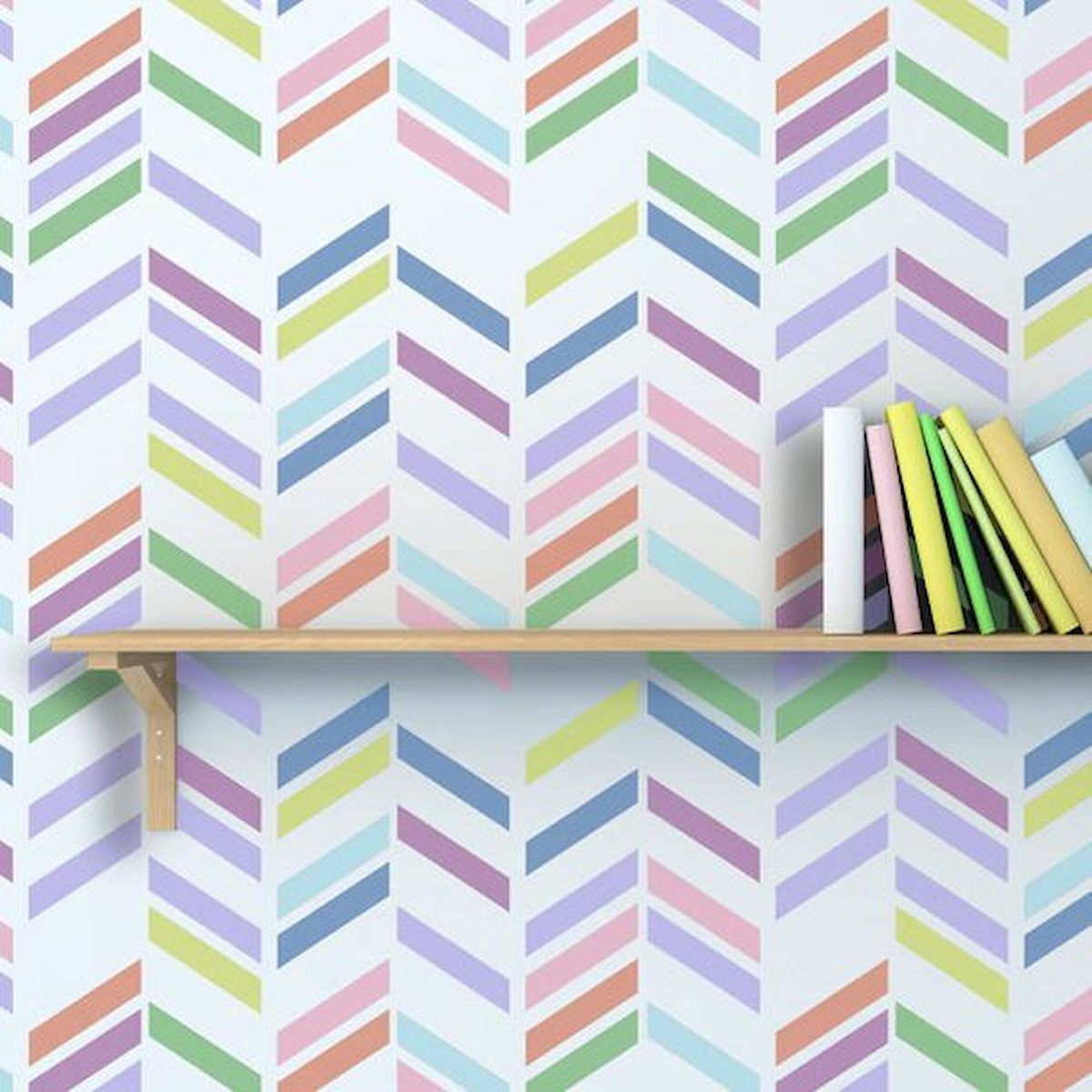 44 Easy but Awesome DIY Wall Painting Ideas to Decorate Your Home (36)