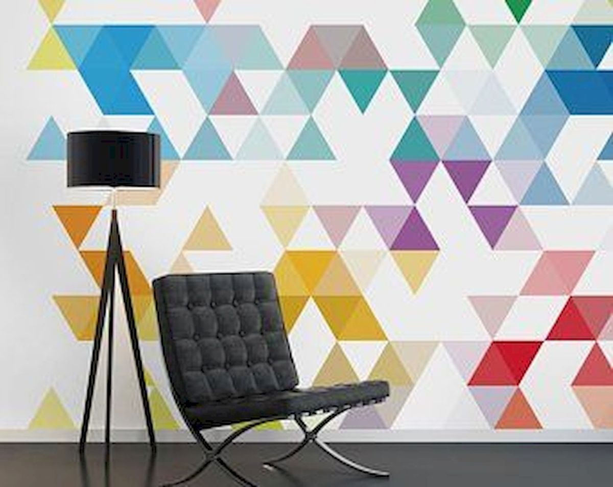 44 Easy but Awesome DIY Wall Painting Ideas to Decorate Your Home (38)