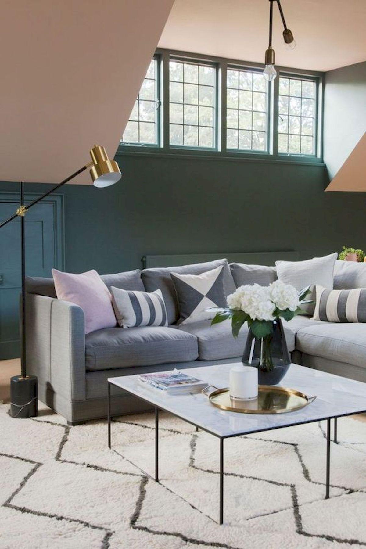 45 Brilliant DIY Living Room Design And Decor Ideas For Small Apartment (21)