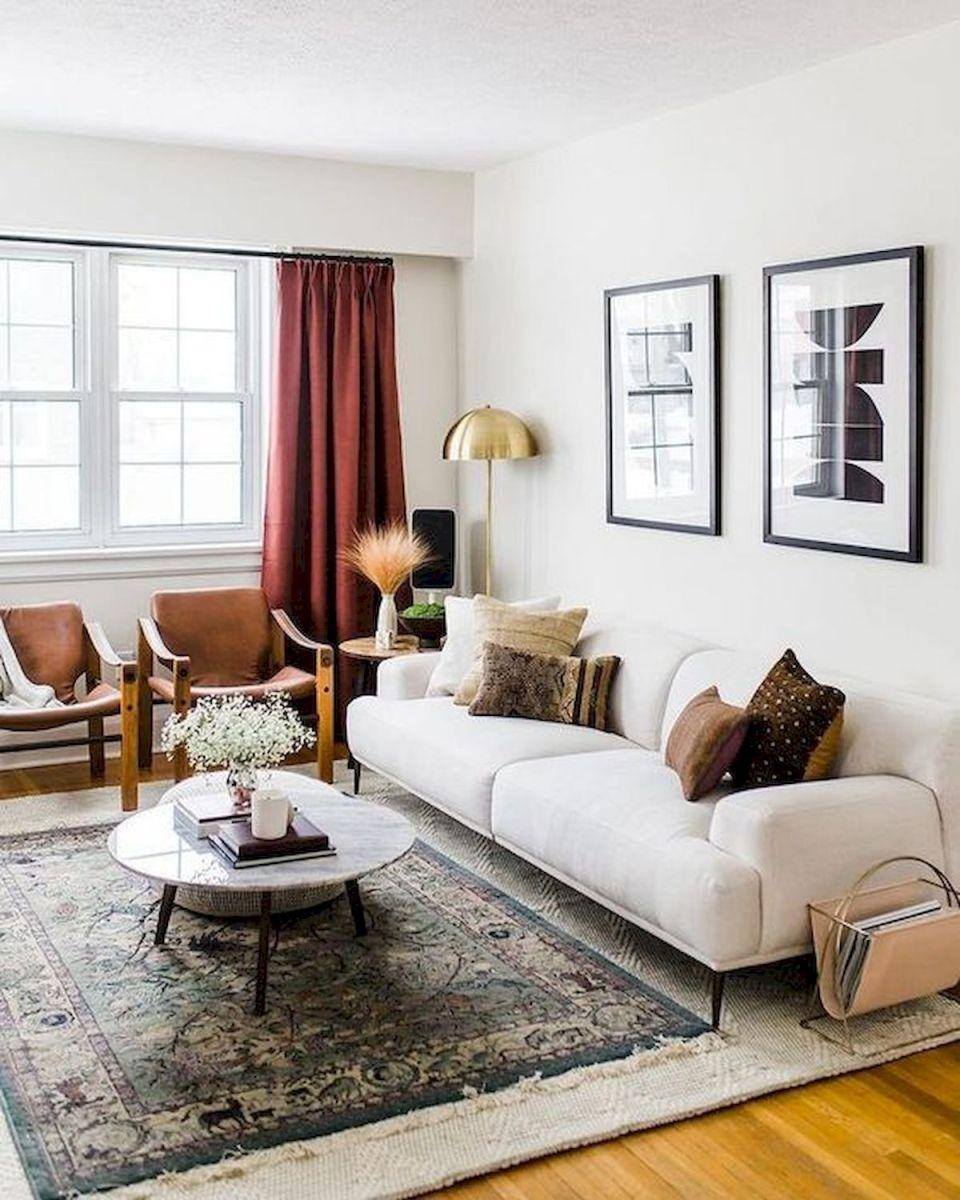 45 Brilliant DIY Living Room Design and Decor Ideas for Small Apartment (39)