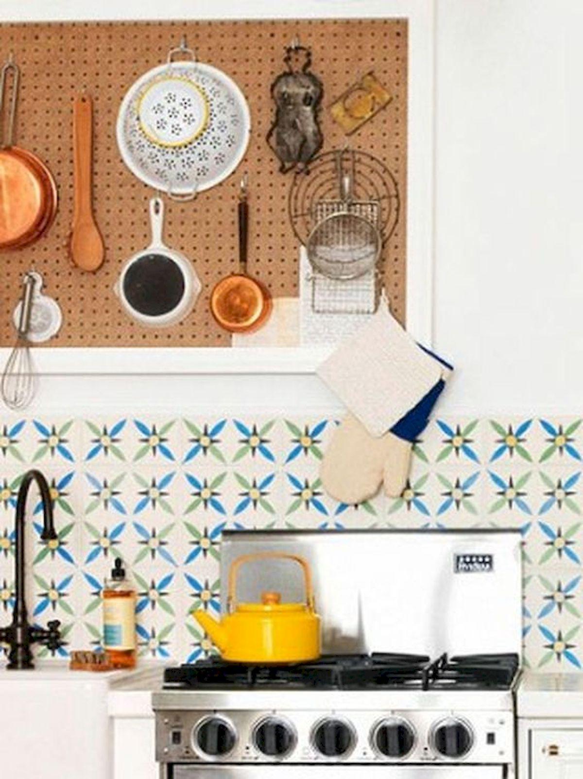 46 Creative DIY Small Kitchen Storage Ideas (24)