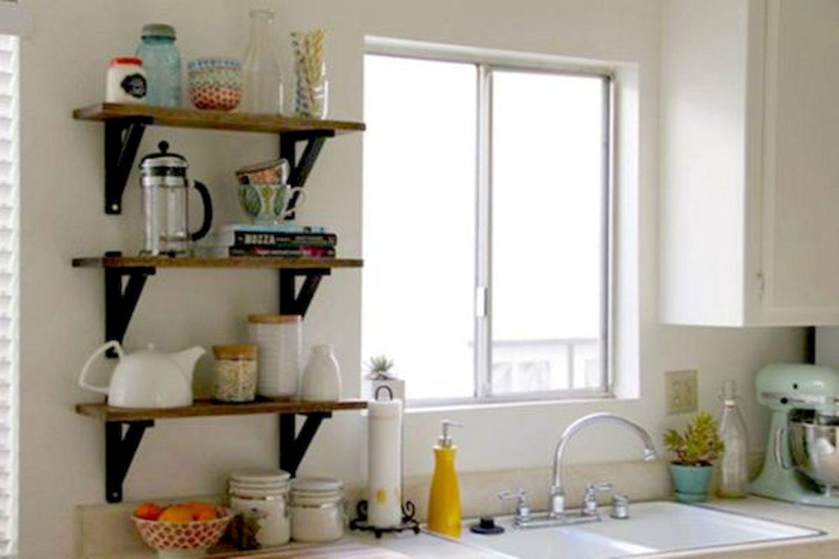 46 Creative DIY Small Kitchen Storage Ideas (31)