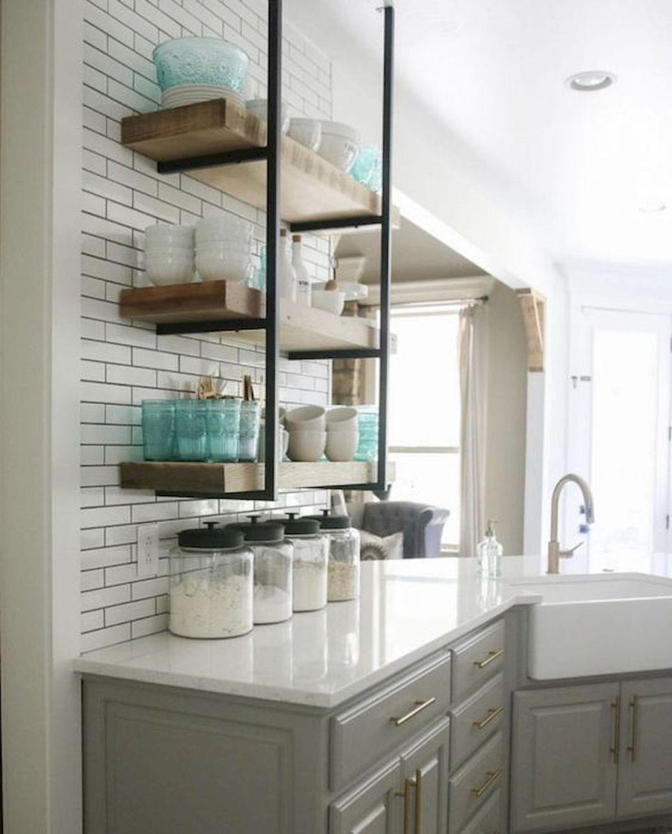 46 Creative DIY Small Kitchen Storage Ideas (5)
