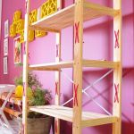 50 Easy DIY Bookshelf Design Ideas (15)