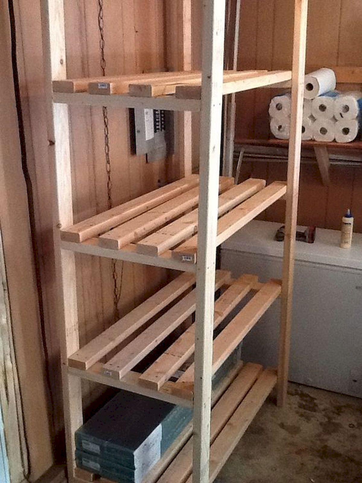 50 Easy DIY Bookshelf Design Ideas (22)