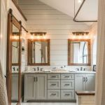 50 Fantastic DIY Modern Farmhouse Bathroom Remodel Ideas (25)