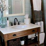 50 Fantastic DIY Modern Farmhouse Bathroom Remodel Ideas (33)