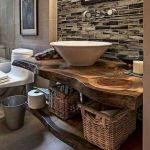 50 Fantastic DIY Modern Farmhouse Bathroom Remodel Ideas (49)