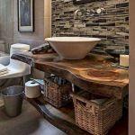 50 Fantastic DIY Modern Farmhouse Bathroom Remodel Ideas (49)