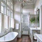 50 Fantastic DIY Modern Farmhouse Bathroom Remodel Ideas (6)