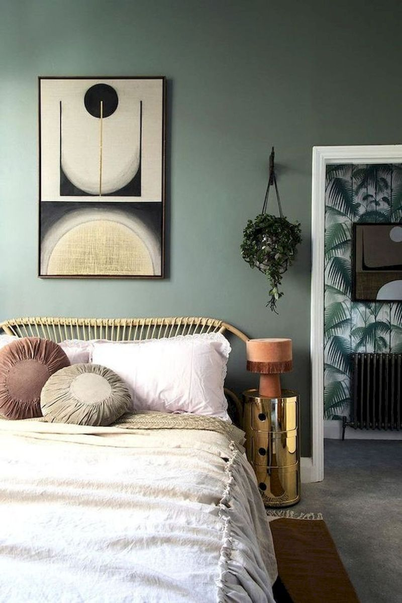 36 Creative DIY Wall Bedroom Decor Ideas That Unique and Beautiful (16)