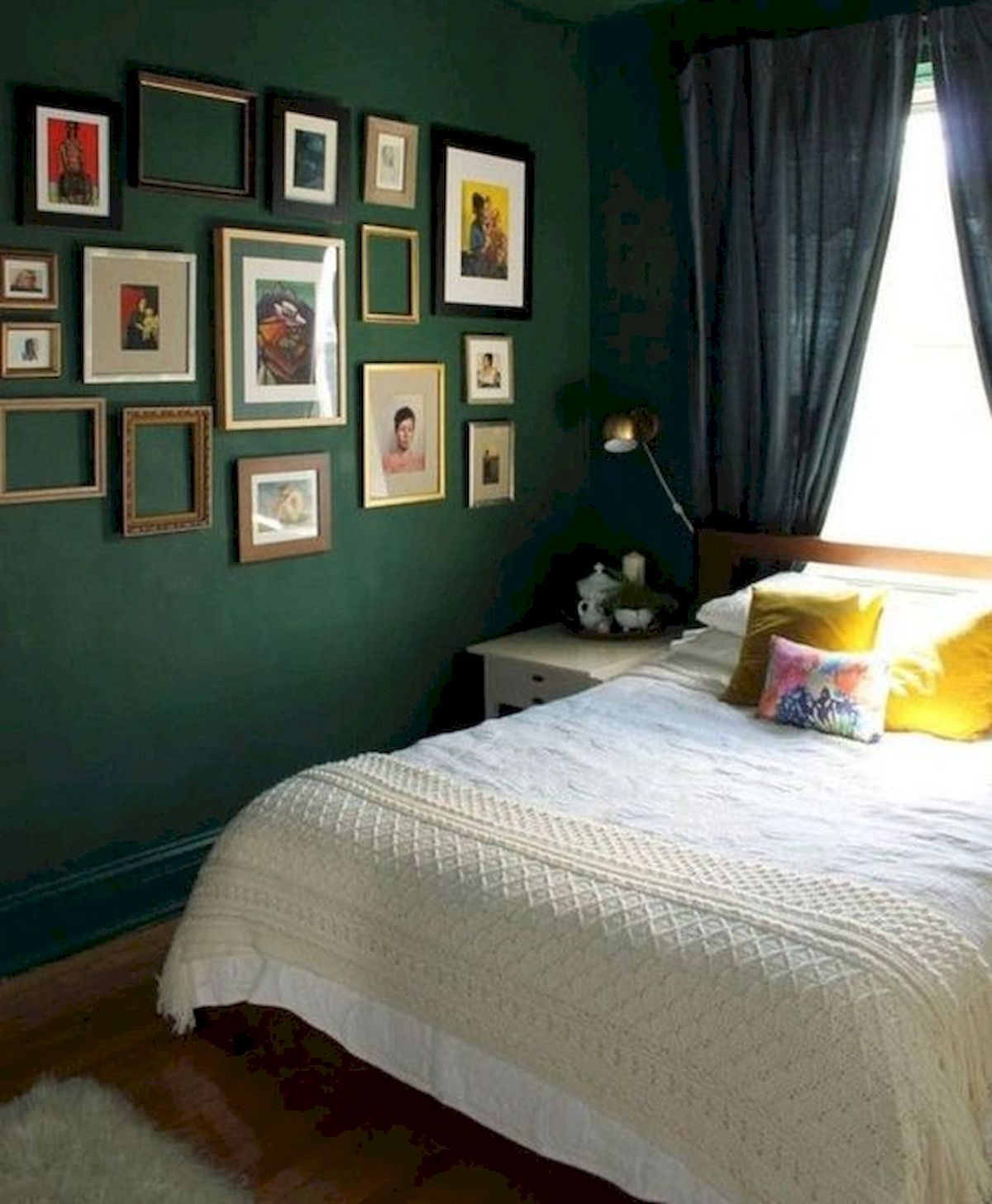 36 Creative DIY Wall Bedroom Decor Ideas That Unique And Beautiful (7)