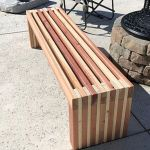 40 Awesome DIY Outdoor Bench Ideas For Backyard and Front Yard Garden (1)