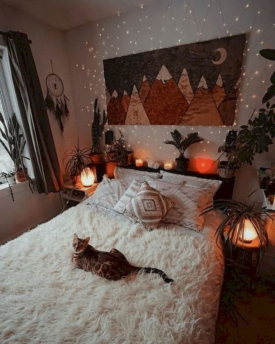 30 Awesome DIY Fall Decoration Ideas For Your Bedroom (23)