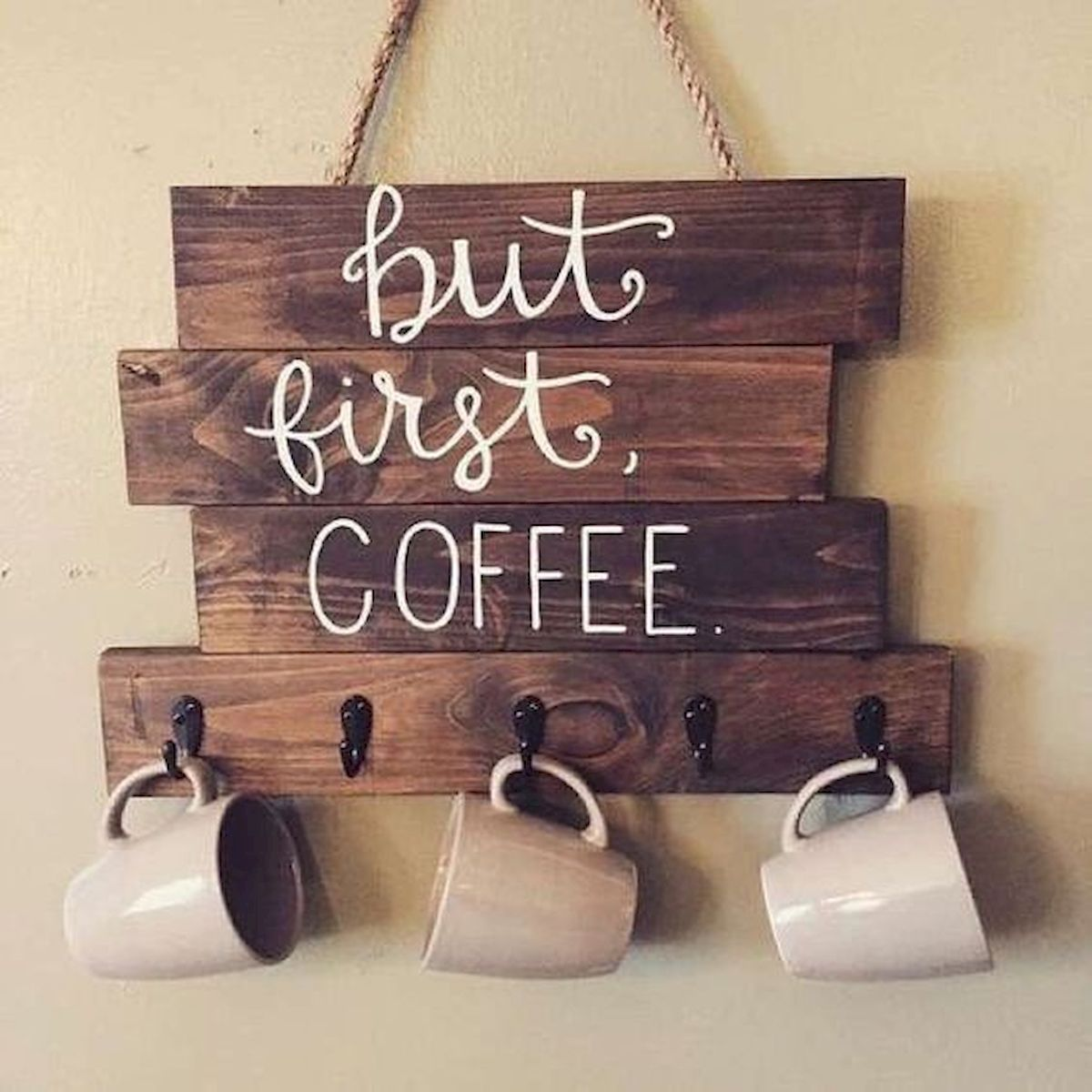 30 Creative DIY Rustic Wall Decor Ideas for Your Home (21)
