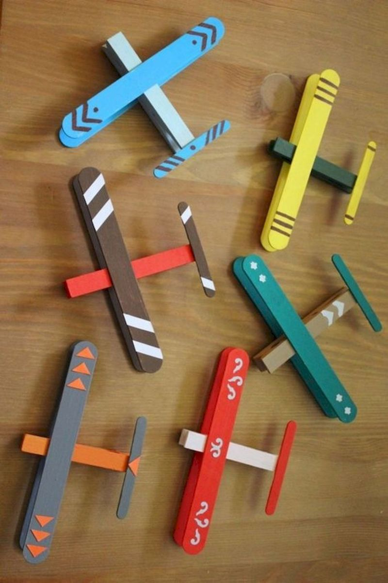 40 Easy But Awesome DIY Crafts Ideas For Kids (21)