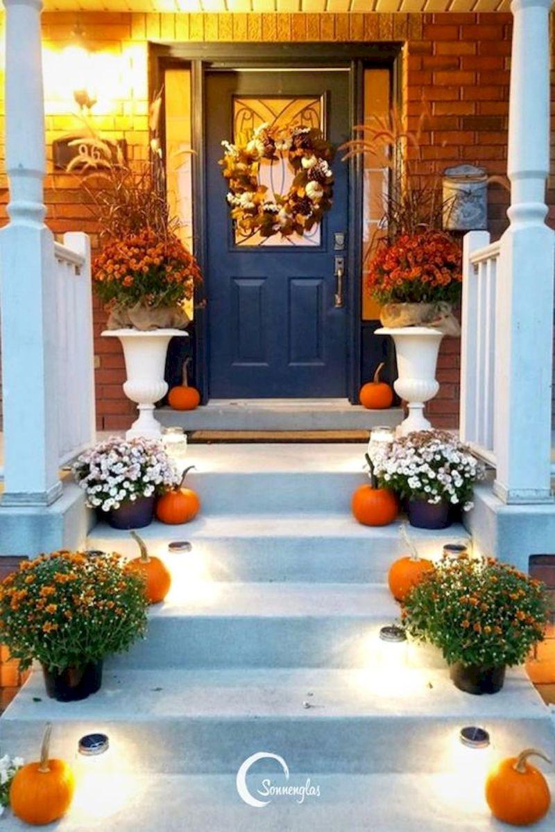 40 Fantastic DIY Fall Front Porch Decorating Ideas (14)