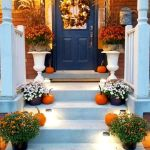 40 Fantastic DIY Fall Front Porch Decorating Ideas (14)