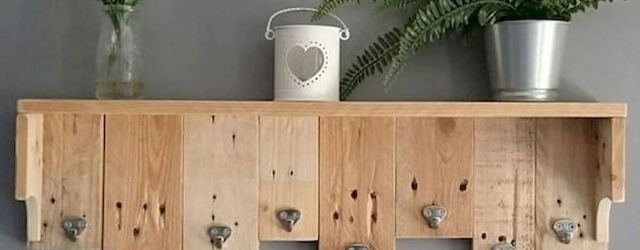 21 Creative DIY Woodworking Project Ideas To Make Your Home More Beautiful (1)