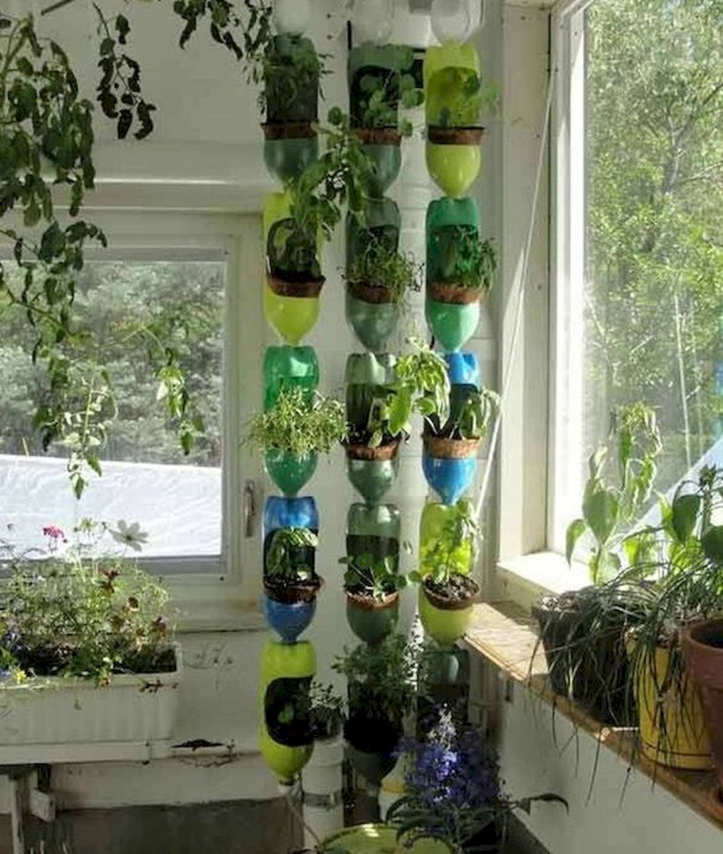 30 Amazing DIY Decorating Ideas With Recycled Plastic Bottles (4)