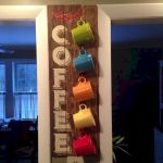 35 Easy DIY Wooden Pallet Mug Rack Ideas Everyone Can Do This (2)