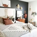 40 Fantastic DIY Decor Ideas For Farmhouse Boho Bedroom Design (2)