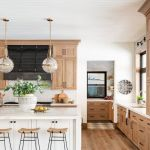 20 Beautiful Modern Farmhouse Kitchens Decor Ideas And Remodel (14)