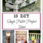 Amazing Pallet Craft Ideas