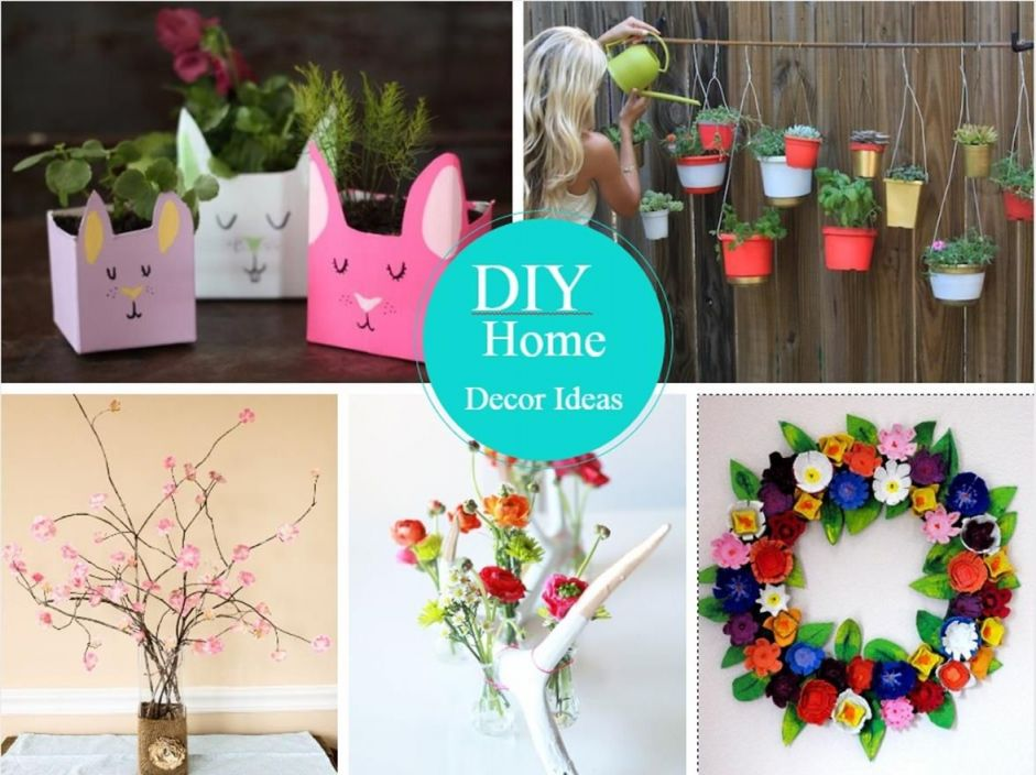 Best Crafts For House Decorations