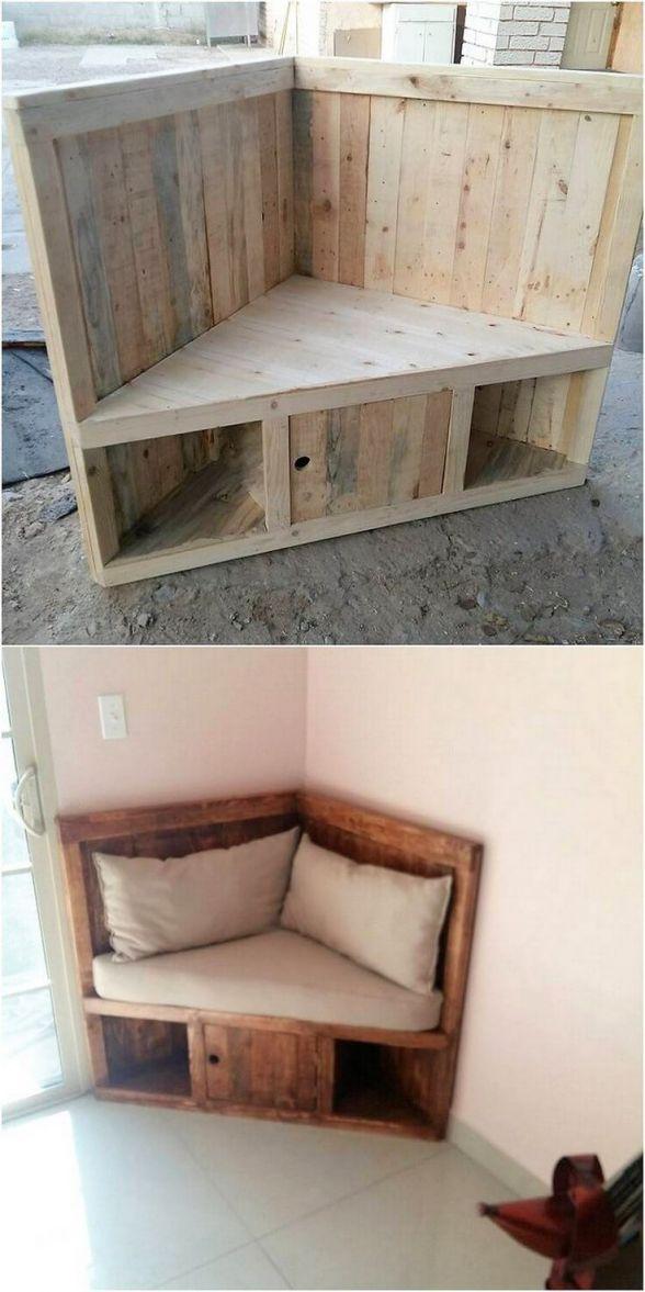 Adorable pallet craft ideas