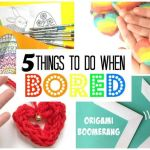Fantastic Diy Things To Do When Bored