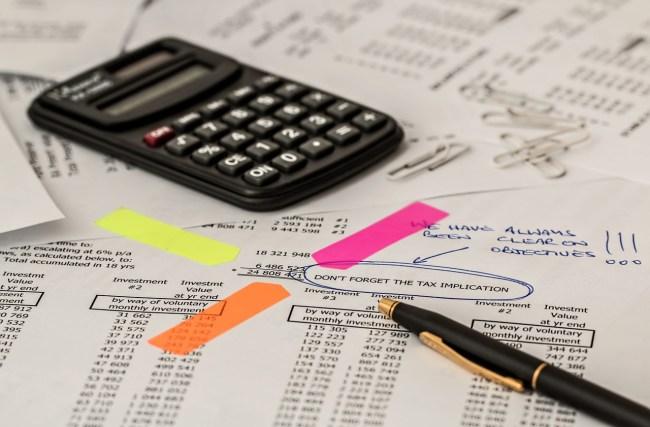 Quanto custa um contador?