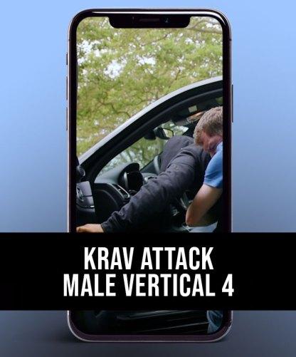 Krav Attack Male Vertical Video 4 – Dojo Muscle Up