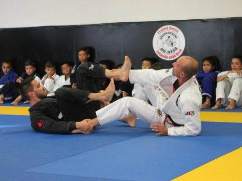 Présentation Jujitsu Brésilien