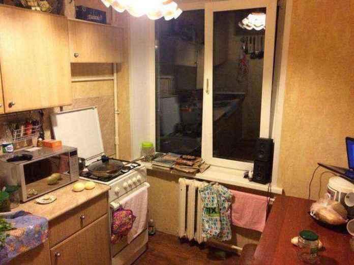 1_result-67   Поразительное преображение 6-метровой кухни в хрущевке