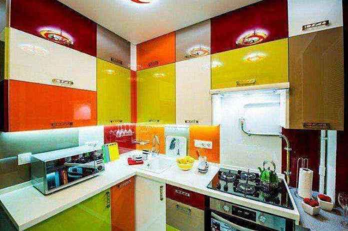 2_result-71   Поразительное преображение 6-метровой кухни в хрущевке