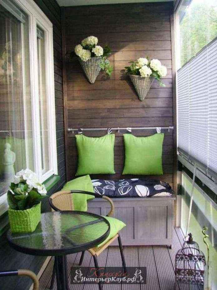 balkon-0001   Оригинальные идеи оформления балконов
