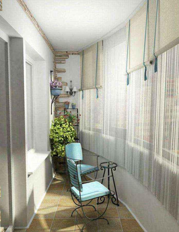 image9-1 | 20 великолепных идей обустройства лоджии или балкона