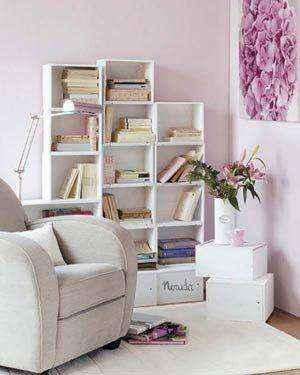 mebel-iz-kartona-004 | Нет денег на новую мебель? Не беда! Её можно сделать из…
