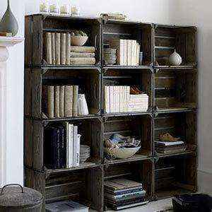 mebel-iz-kartona-019 | Нет денег на новую мебель? Не беда! Её можно сделать из…