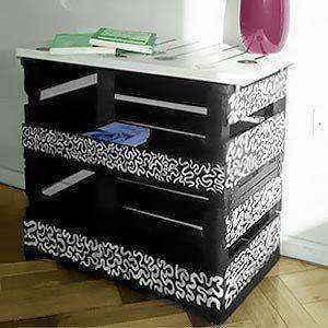 mebel-iz-kartona-026 | Нет денег на новую мебель? Не беда! Её можно сделать из…