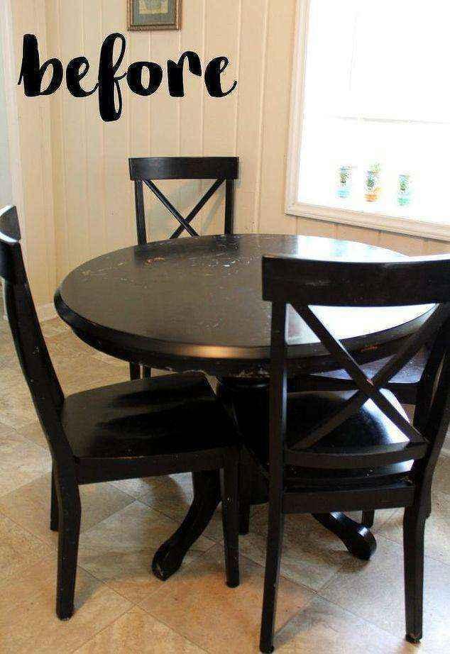 image1-1 | Как потратив минимальную сумму преобразить кухонный стол до неузнаваемости?