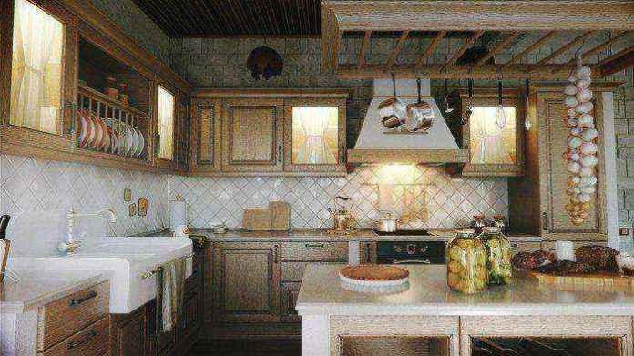 image1-27   Кухни в традиционном стиле