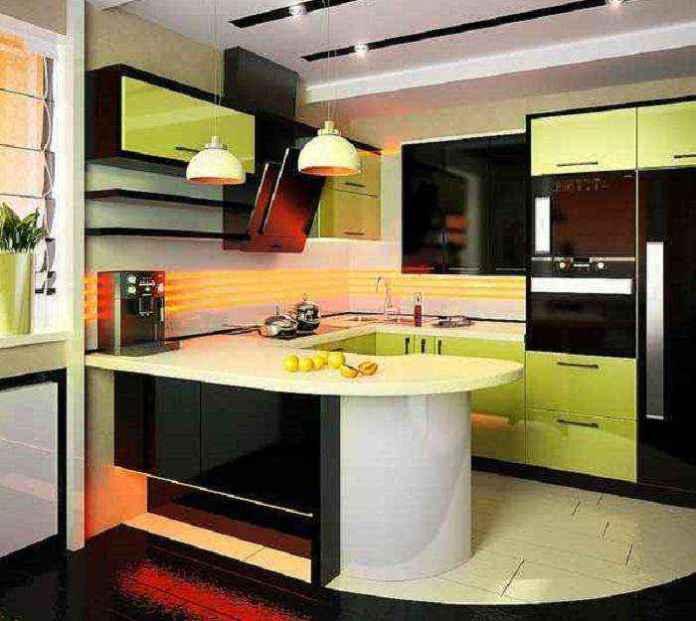 image10   Потрясающие идеи для вашей кухни!