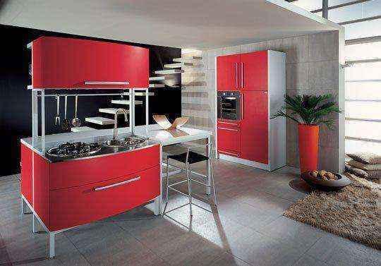 image11-24 | Красные кухни в интерьере
